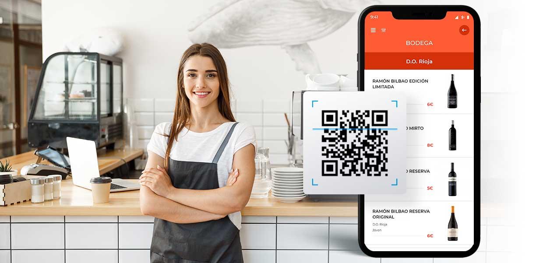 Servicios de cartas digitales